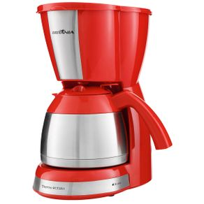 Cafeteira Elétrica Britania Thermo Vermelho 110v - Bcf38vi