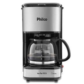 Cafeteira Elétrica Philco Inox Plus Inox 110v - Pcf25i