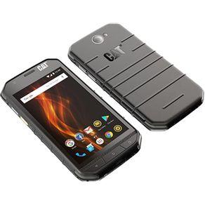 Celular Smartphone Cat S31 16gb Preto - Dual Chip