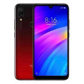 Celular Smartphone Xiaomi Redmi 7 32gb Vermelho - Dual Chip