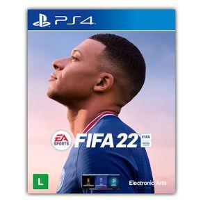 Jogo-PS4-FIFA-22