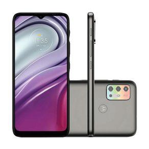 Smartphone-Motorola-Moto-G20-XT2128-64GB-Dual-Chip-Tela-65--4G-WiFi-Camera-Quad-48MP-8MP-2MP-2MP-Cinza-1731726c