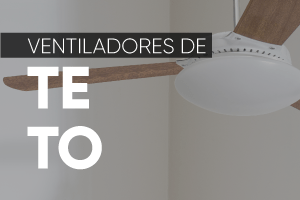 Ventiladores de teto