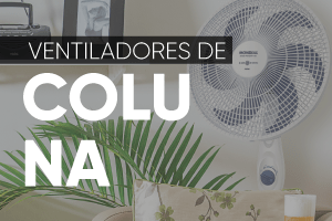 Ventiladores de coluna