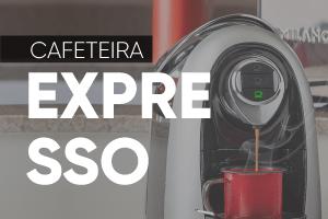 Cafeteira Expresso